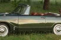 Triumph Herald Cabriolet 1200