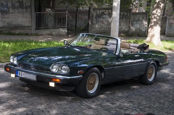Jaguar XJS kabriolet iznajmljivanje oldtajmera