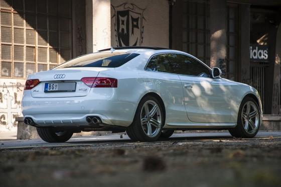 Audi A5 iznajmljivanje limuzina