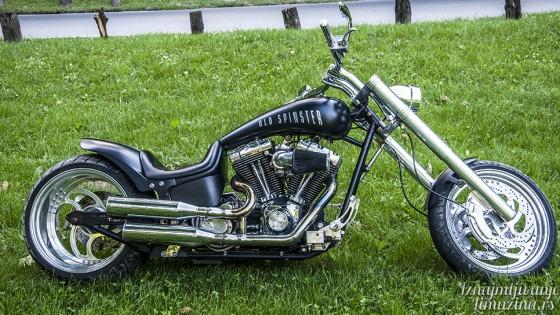 Harley Old Spinster
