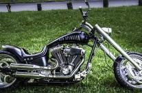 Harley Davidson Old Spinster