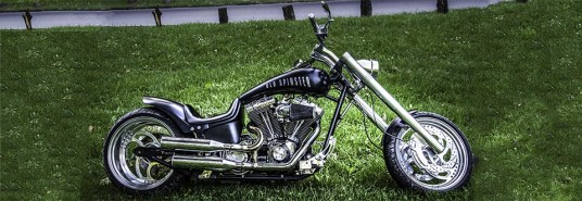 Harley Davidson Old Spinster