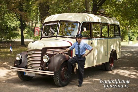 prvi srpski autobus oldtajmer