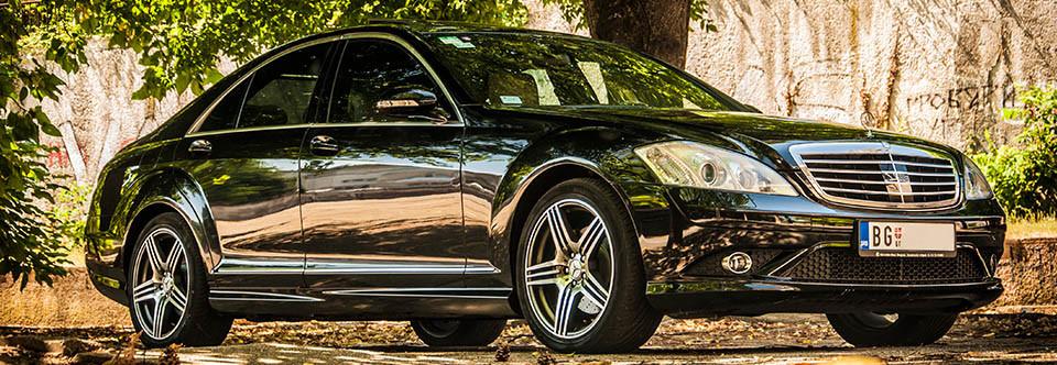 Mercedes S klasa AMG