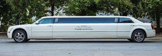 Chrysler 300c Party Limo