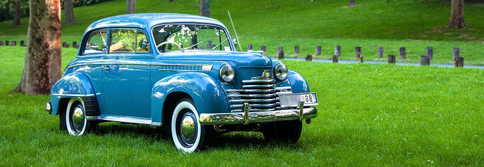 Opel Olympia 1952.