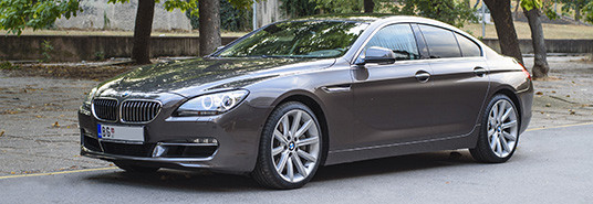 BMW 6 GranCoupe
